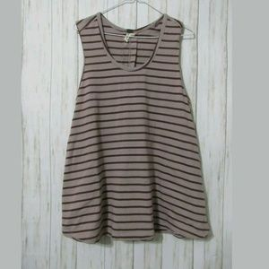 S We The Free by Free People Oversize Tunic Tank